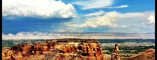 Colorado National Monument is one of National Parks.