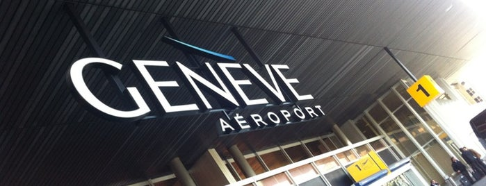 ジュネーヴ国際空港 (GVA) is one of Your local guide to Geneva.