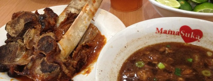 Rumah Makan Marannu is one of The 15 Best Places for Ribs in Jakarta.