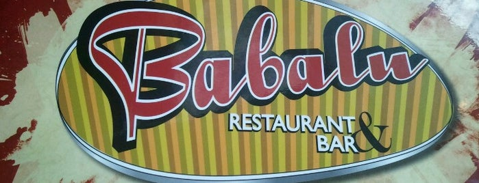 Babalu Restaurant and Bar is one of Entertainment.
