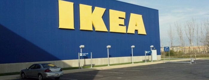 IKEA is one of Naperville, IL & the S-SW Suburbs.