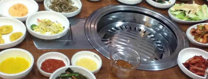 Ju Shin Jung Korean Charcoal BBQ is one of Singapore Foodie.