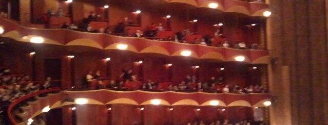 Ópera del Metropolitan is one of Pretend I'm a tourist...NYC.