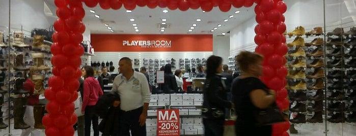 Playersroom is one of KÖKI Terminál.