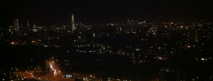 The London Sky Bar is one of The Best London Bars With A View.