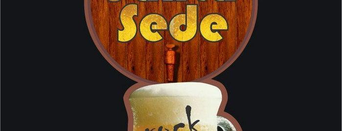 Santa Sede Rock Bar is one of Melhores de Santana e região.