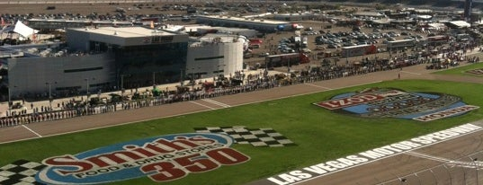 Las Vegas Motor Speedway is one of Great Sport Locations Across United States.