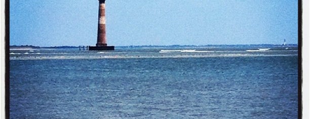 Morris Island Lighthouse is one of Charleston, SC #visitUS.