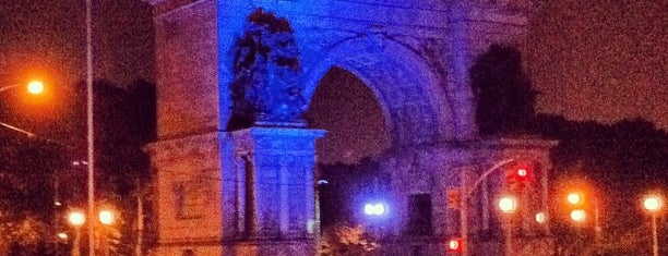Soldiers' and Sailors' Arch is one of NYC To do.