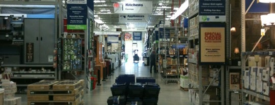 Lowe's Home Improvement is one of All-time favorites in United States.