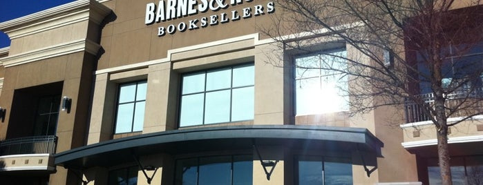 Barnes & Noble is one of Creative Innovations Cause Related Advertising.