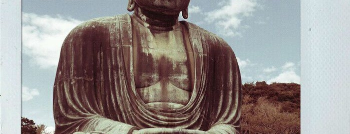 Great Buddha of Kamakura is one of Japan must-dos!.