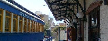 Tren del Saber is one of ii.
