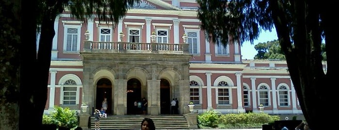 Museu Imperial is one of Desafio dos 101.