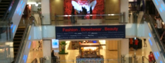 Fahrenheit 88 is one of Malls Race in Kuala Lumpur.