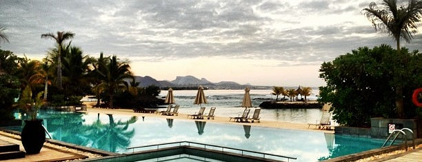 Intercontinental Resort is one of List 2.