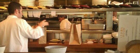Lemon Moon Cafe is one of Restaurants.