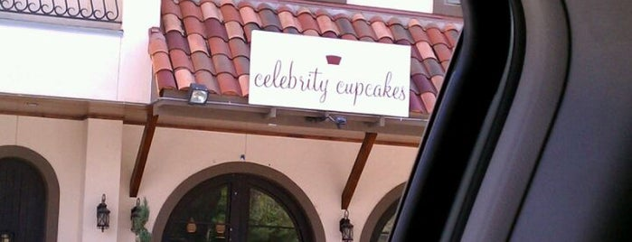 Celebrity Cupcakes is one of Cupcakes Fan!.