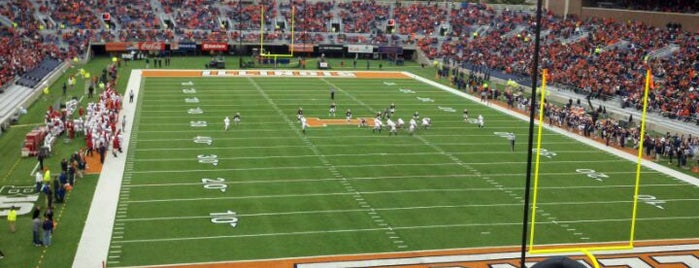 Memorial Stadium is one of Great Sport Locations Across United States.