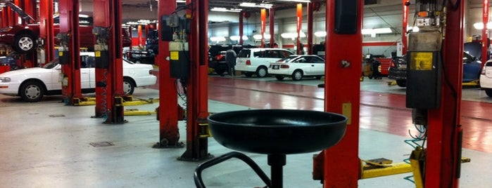 Jack Taylor's Alexandria Toyota is one of Mine.