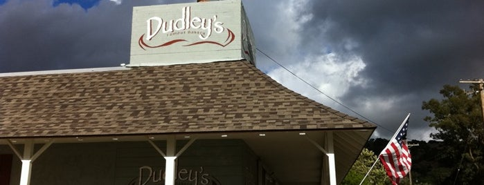 Dudley's Bakery is one of Favorite Haunts Insane Diego.