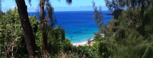 Secret beach is one of Kauai.
