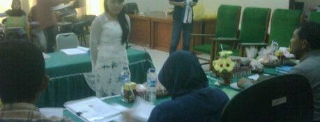FISIP UNTAD is one of Universitas Tadulako Palu.