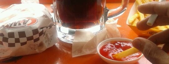 A&W Restaurant is one of Places in Pamulang. Tangerang..