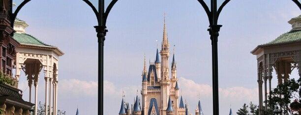 World Bazaar is one of Disney.