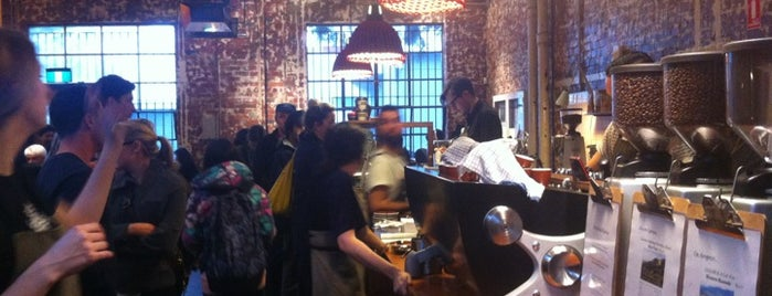 Seven Seeds is one of Favourite Coffee Houses in Melbourne.