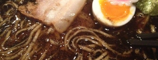 Gogyo is one of The 15 Best Places for Ramen in Tokyo.