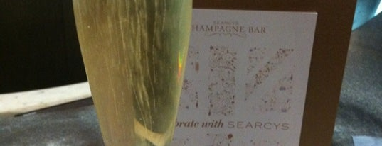 Searcy's Champagne Bar is one of Champagne Bars.