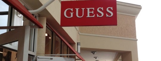 GUESS Factory Store is one of Orlando - Compras (Shopping).