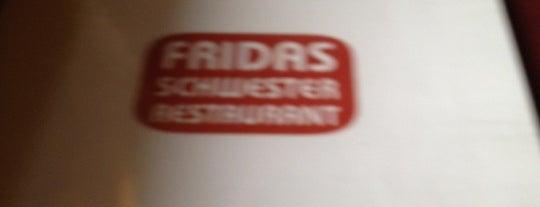 Fridas Schwester is one of Restaurants Berlin.