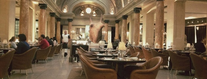 Brussels restaurants, bars & nightclubs
