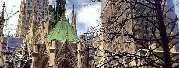 St. Patrick's Cathedral is one of USA Trip 2013 - New York.