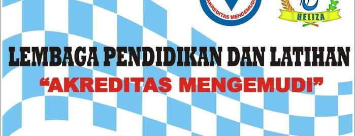 LPL Akreditas Mengemudi is one of Favorite affordable date spots.