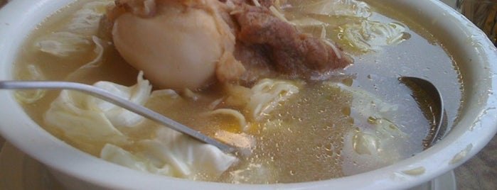 Kusina Uno is one of Places to dine in.