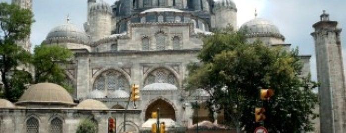 Fatih-Moschee is one of 1stANBUL Tarih turu.