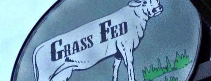 Grass Fed is one of 40 Days Left in Boston.