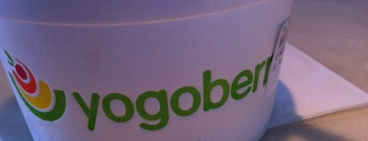 Yogoberry is one of Zona Oeste - Outros.