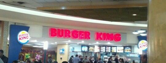 Burger King is one of Café Ready2Go.