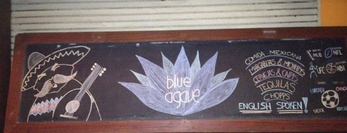 Blue Agave II is one of Rio.