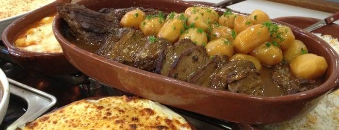 Laporte's is one of Gastronomia.