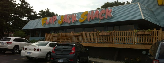 Flap Jack Shack is one of Eat Local Passport.