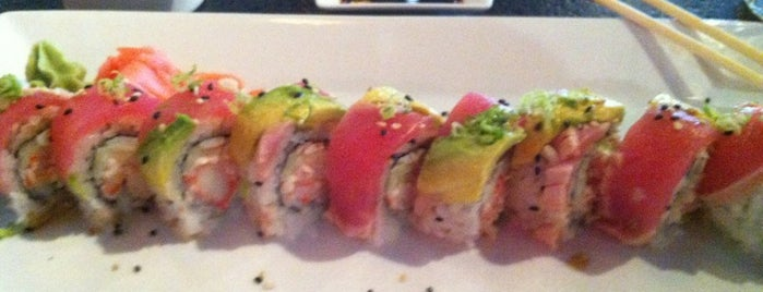Sushi Axiom is one of Favorite Food.