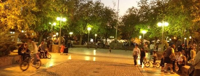 Plaza Chacras de Coria is one of Cuyo (AR).