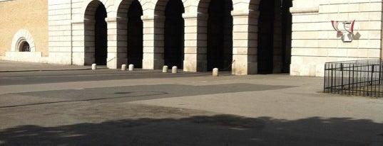 Burgtor is one of StorefrontSticker #4sqCities: Vienna.