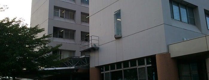 海老名総合病院 is one of 海老名・綾瀬・座間・厚木.
