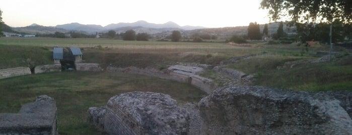 Anfiteatro romano di Suasa is one of Tutto Castelleone di Suasa.